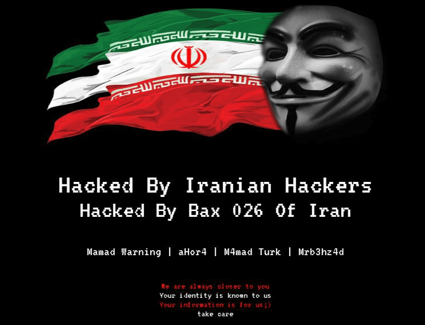 Hacking in the Middle East