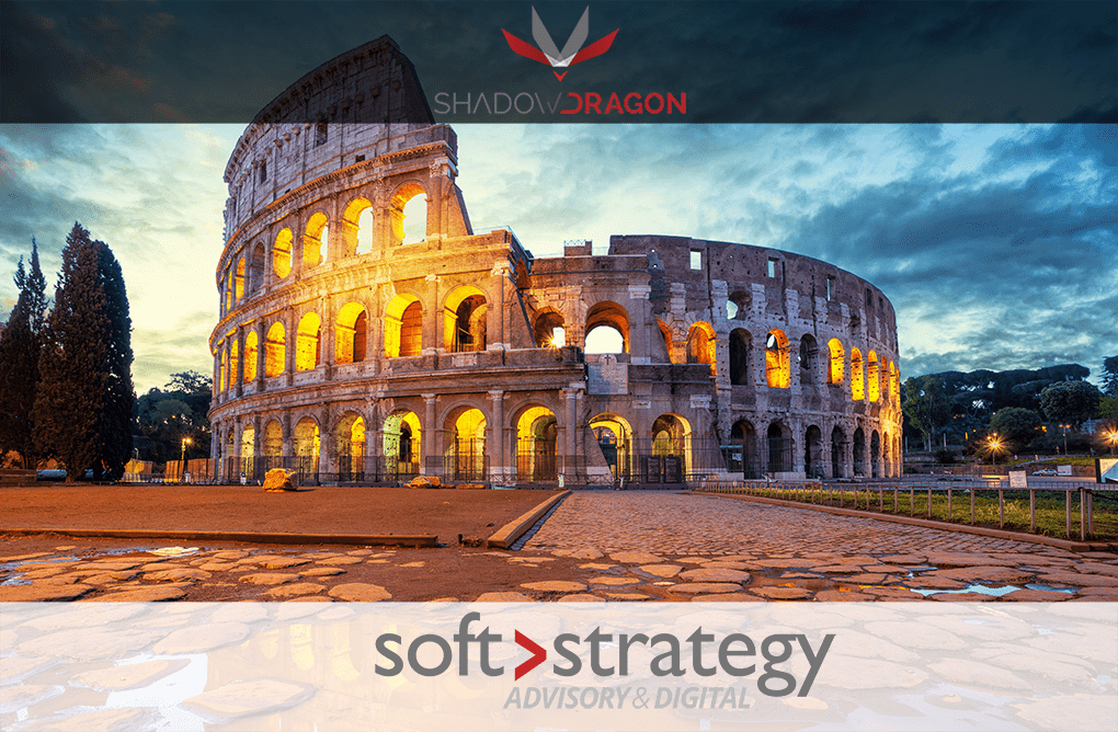 PR: Italy's Soft Strategy & ShadowDragon Partner providing Investigative training & advanced investigative capabilities.